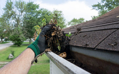 The benefits of Gutter Cleaning
